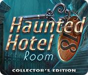 Característica De Pantalla Del Juego Haunted Hotel: Room 18 Collector's Edition