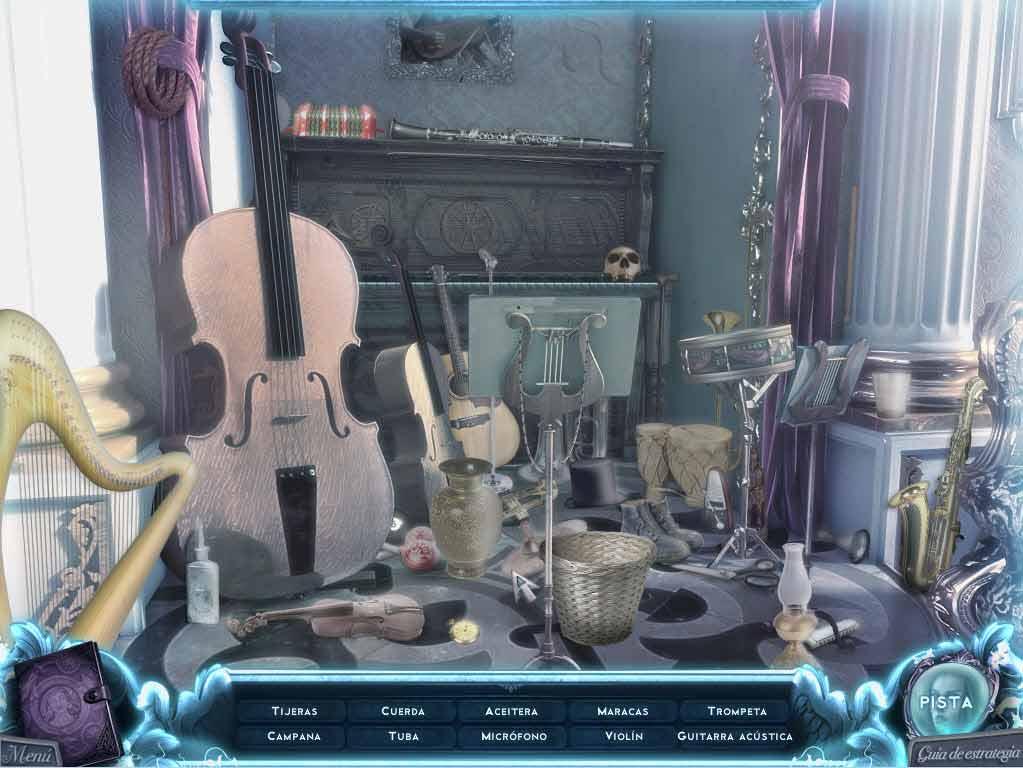 Juegos Capturas 3 Haunted Past: Reino Fantasma Edición Coleccionista