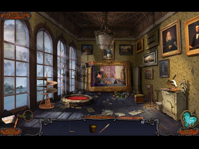 Juegos Capturas 2 Haunted Train: Spirits of Charon Collector's Edition
