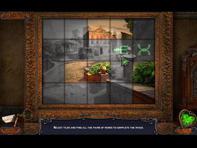 Juegos Capturas 3 Haunted Train: Spirits of Charon Collector's Edition