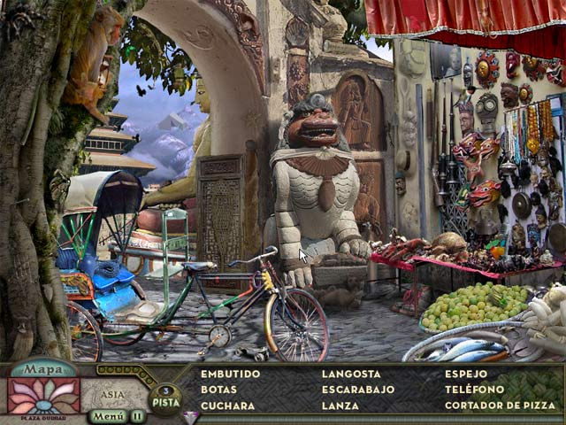 Juegos Capturas 1 Hidden Expedition ®: Everest