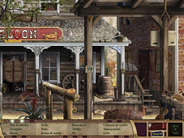 Juegos Capturas 1 Hidden in Time: El Sendero del Espejo