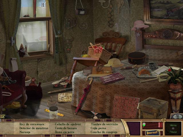 Juegos Capturas 2 Hidden in Time: El Sendero del Espejo