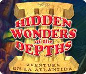 Hidden Wonders of the Depths 3: Aventura en la Atlántida