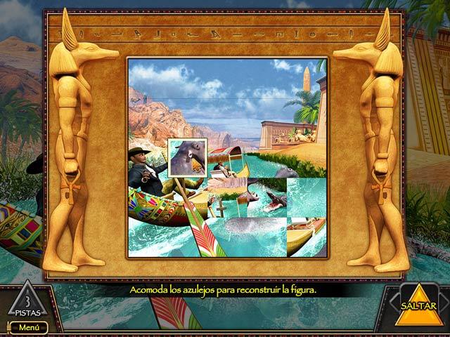Juegos Capturas 2 Hide & Secret 3:  La Búsqueda del Faraón