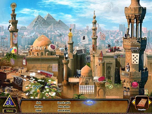 Juegos Capturas 3 Hide & Secret 3:  La Búsqueda del Faraón