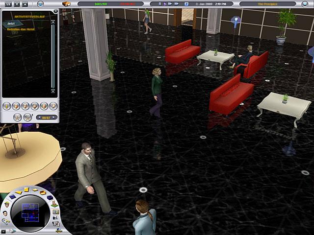 Juegos Capturas 3 Hotel Giant 2