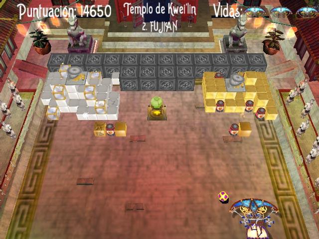Juegos Capturas 2 Incrediball - The Seven Sapphires