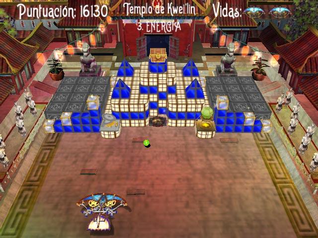 Juegos Capturas 3 Incrediball - The Seven Sapphires