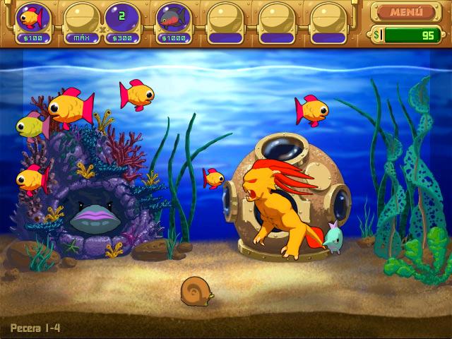 Juegos Capturas 2 Insaniquarium! Deluxe