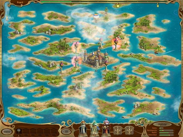 Juegos Capturas 2 Island Defense