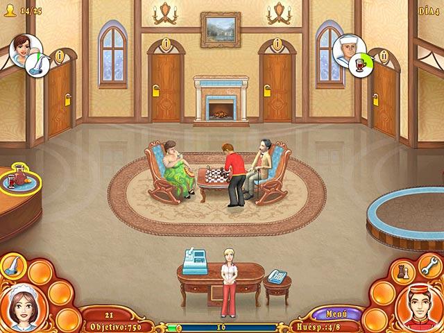 Juegos Capturas 2 Jane's Hotel Mania