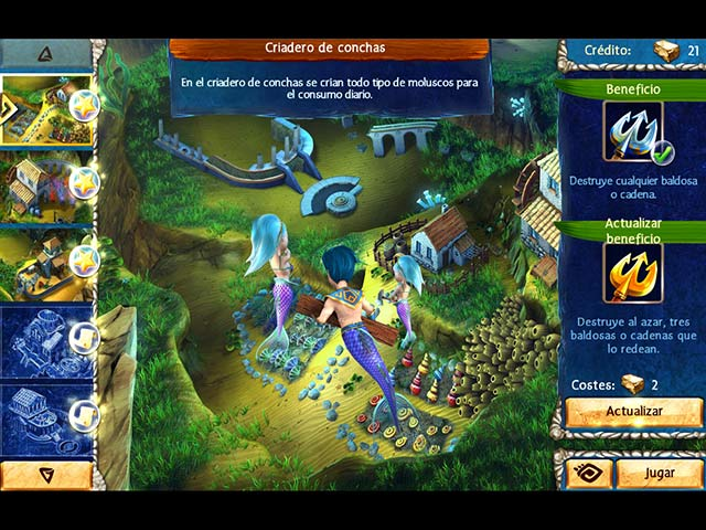 Video de Jewel Legends: Atlantis