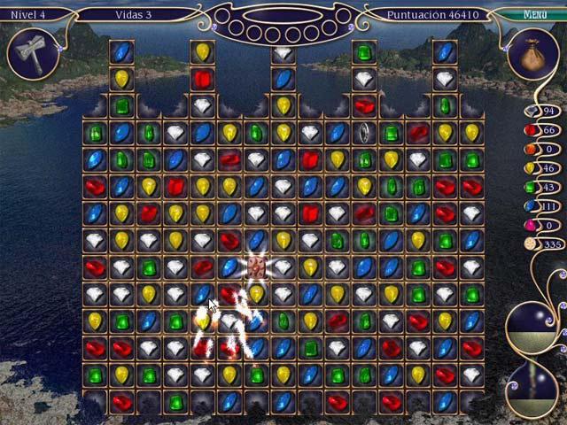 Juegos Capturas 3 Jewel Match 2