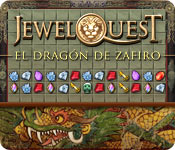 Jewel Quest: El drag&oacute;n de zafiro
