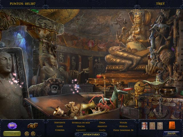 Video de Jewel Quest Mysteries: El Oráculo de Ur