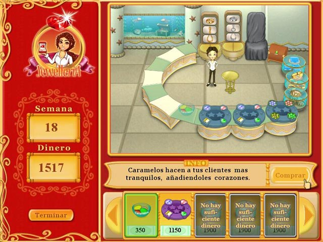 Juegos Capturas 2 Jewelleria