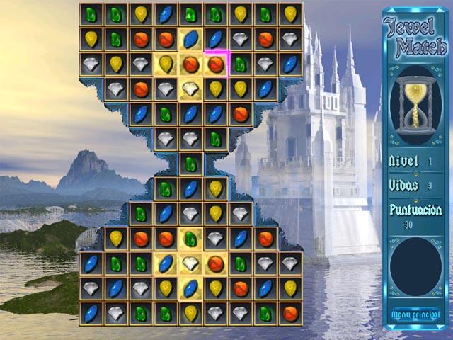 Juegos Capturas 1 Jewel Match