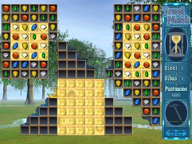 Juegos Capturas 3 Jewel Match