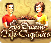 Jo's Dream: Caf&eacute; Org&aacute;nico