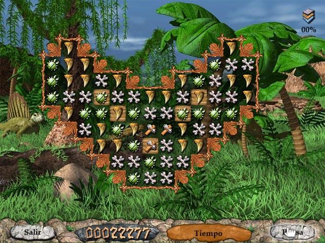 Juegos Capturas 1 Jurassic Realm