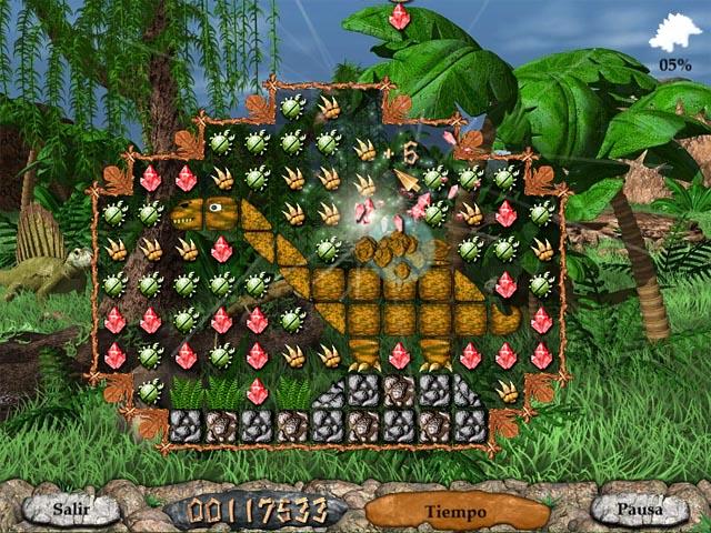 Juegos Capturas 3 Jurassic Realm
