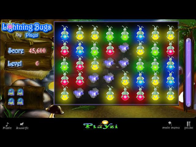 Juegos Capturas 1 Lightning Bugs