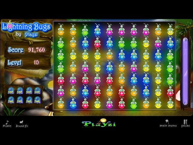 Juegos Capturas 2 Lightning Bugs