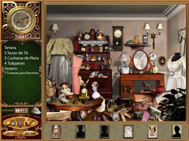 Video de Los Casos Perdidos de Sherlock Holmes
