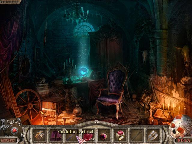 Juegos Capturas 3 Los guardianes: Descendencia perdida