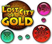 Característica De Pantalla Del Juego The Lost City of Gold
