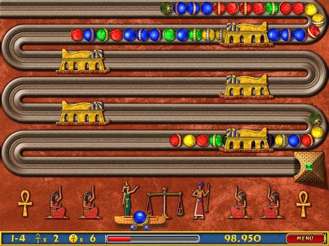 Juegos Capturas 2 Luxor