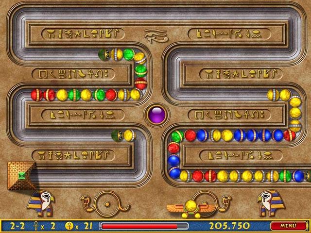 Juegos Capturas 3 Luxor