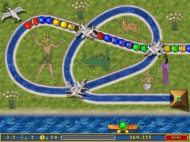 Juegos Capturas 3 Luxor Amun Rising