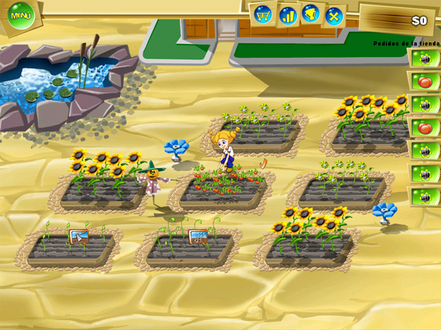 Juegos Capturas 1 Magic Seeds