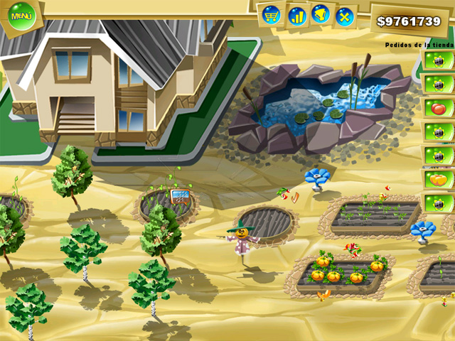 Juegos Capturas 3 Magic Seeds