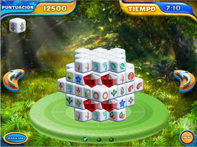 Juegos Capturas 2 Mahjongg Dimensions Deluxe
