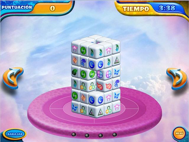 Juegos Capturas 3 Mahjongg Dimensions Deluxe
