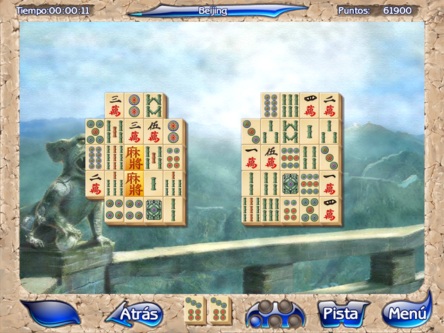 Video de Mahjongg Artifacts