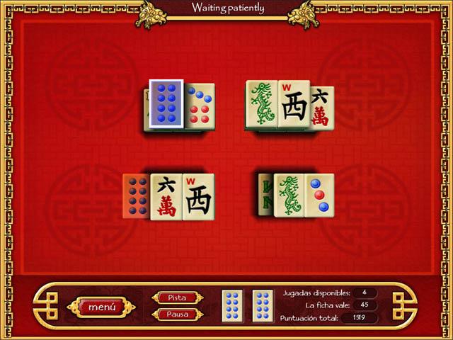 Juegos Capturas 1 Mahjong World