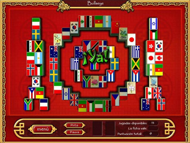 Juegos Capturas 2 Mahjong World