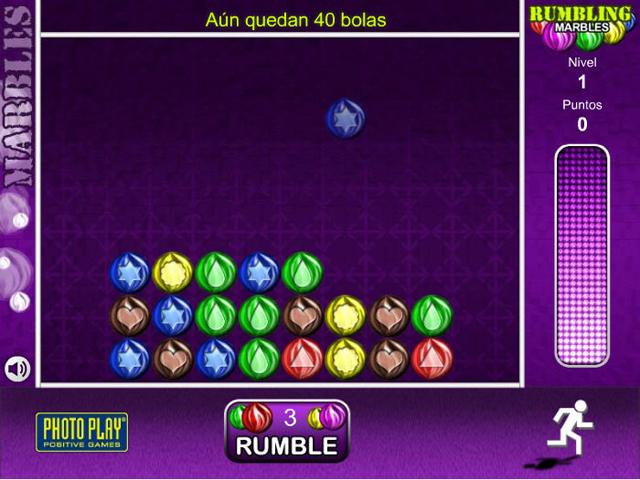 Juegos Capturas 1 Marbles