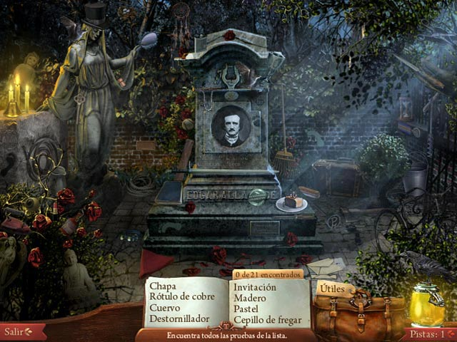 Video de Midnight Mysteries:  La Conspiración de Edgar Allan Poe