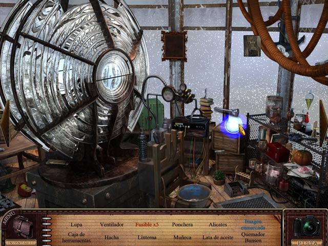 Juegos Capturas 2 Mind's Eye:  Secretos de los Olvidados