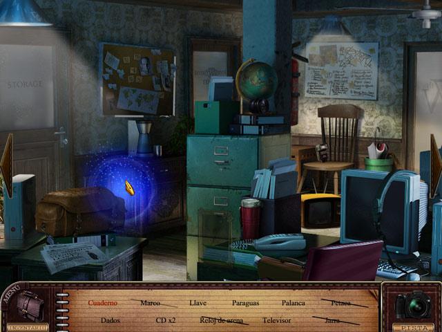 Juegos Capturas 3 Mind's Eye:  Secretos de los Olvidados