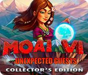Característica De Pantalla Del Juego Moai VI: Unexpected Guests Collector's Edition