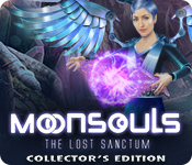 Característica De Pantalla Del Juego Moonsouls: The Lost Sanctum Collector's Edition