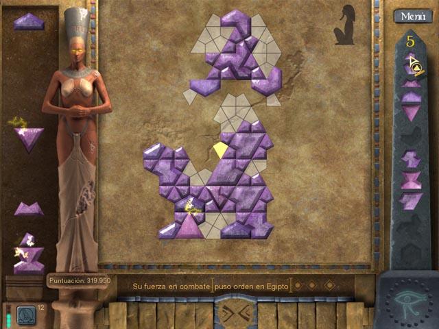 Juegos Capturas 3 Mosaic Tomb of Mystery