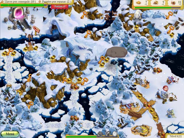 Juegos Capturas 1 My Kingdom for the Princess