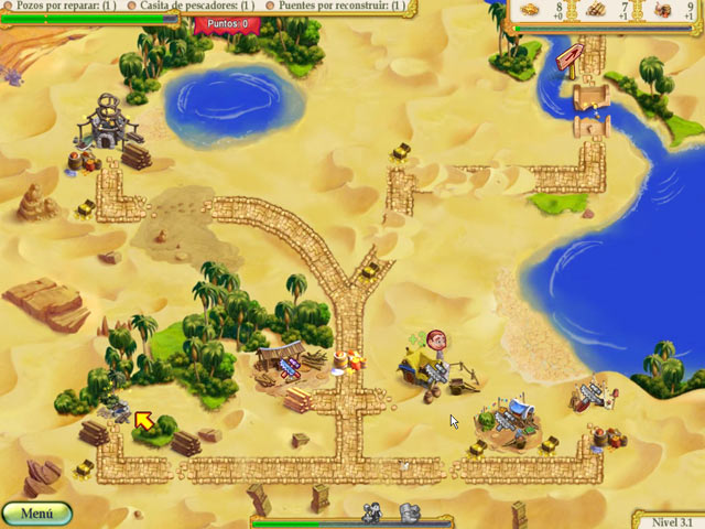 Juegos Capturas 2 My Kingdom for the Princess